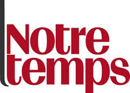 notre temps logo
