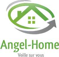 LOGO ANGEL-HOME SILVER ECO