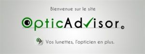 LOGO OPTICADVISOR SILVER ECO