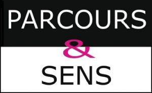 LOGO PARCOURS&SENS SILVER ECO