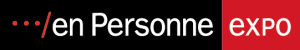 Logo en personne Expo