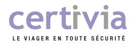 Logo Certivia