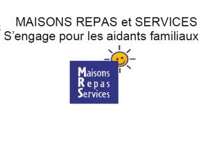 Logo MAISONS REPAS SERVICES