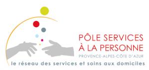 logo POLE SERVICES A LA PERSONNE PACA