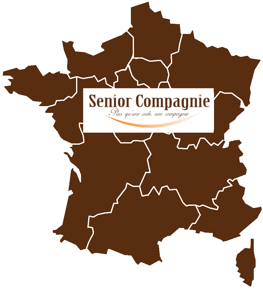 Carte de France Silver Eco Senior Compagnie