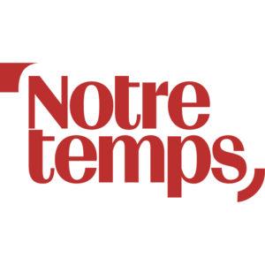 notre temps logo 2019