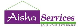 Logo Aisha Services