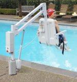 Lève-personne de piscine
